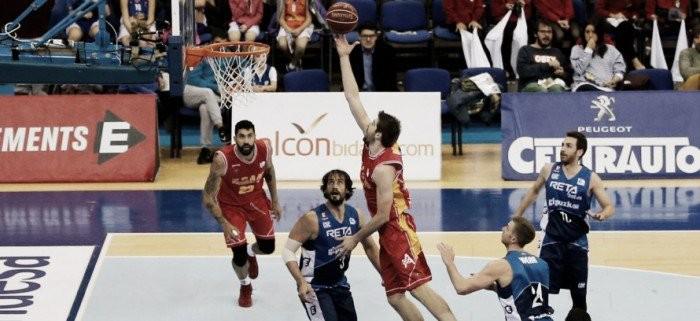 UCAM Murcia - Guipuzkoa Basket: el peligro viene desde abajo