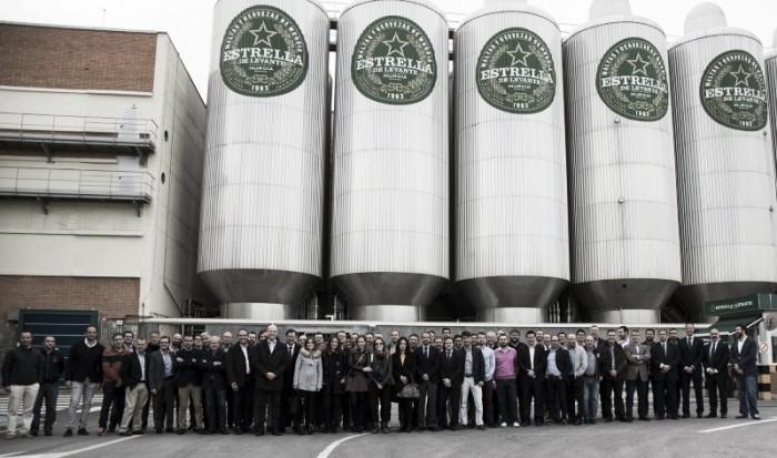 Jornada de convivencia del UCAM Business Club en Estrella de Levante