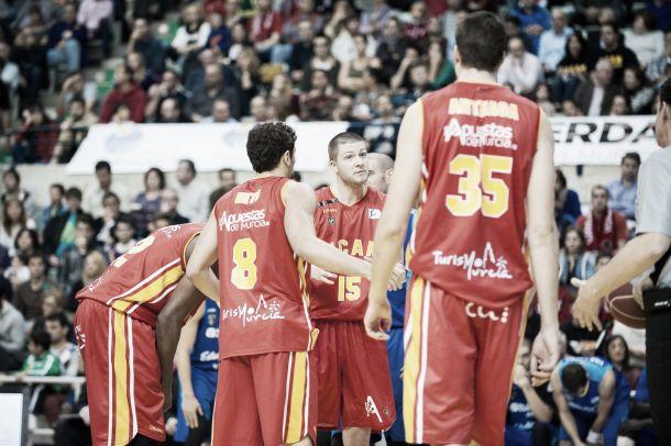 UCAM Murcia 2014: a soñar con cotas más altas