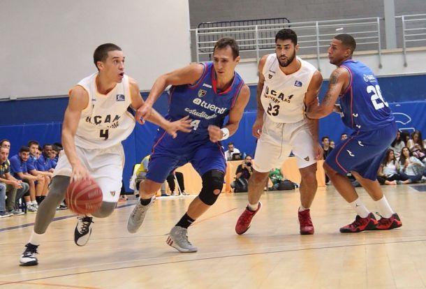 UCAM Murcia - Tuenti Móvil Estudiantes: recuperar buenas sensaciones