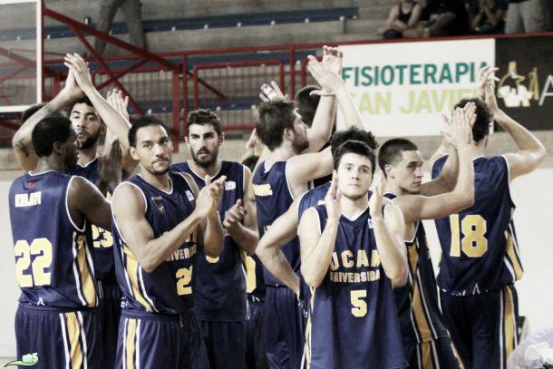 UCAM Murcia 2014/15