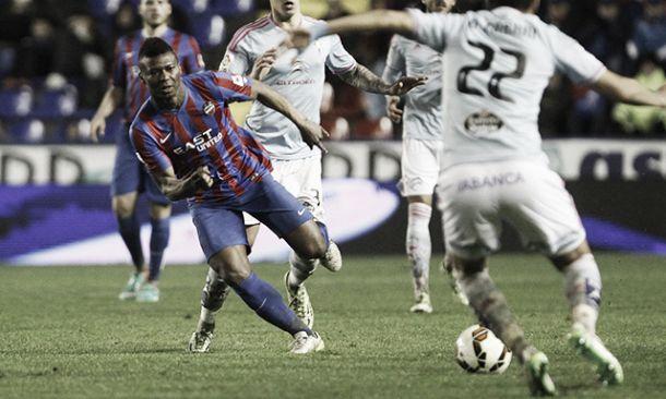 Levante - Celta: puntuaciones del Levante, jornada 28 de Liga BBVA