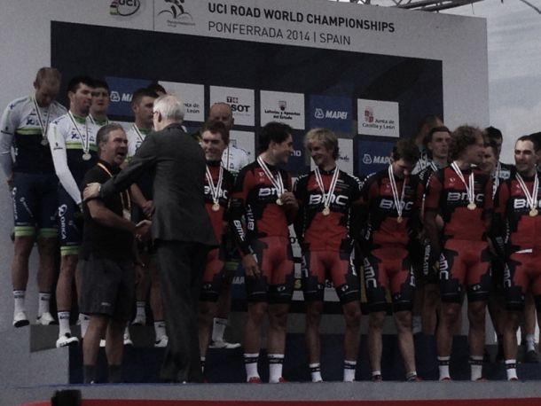 Championnats du Monde de Cyclisme 2014 : la démonstration Américaine