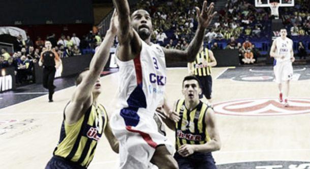 Eurolega, Final Four: vittoria con brivido per il CSKA, il terzo posto è dei Russi