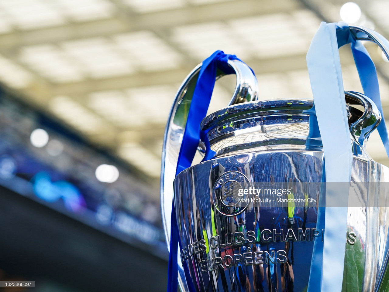 Manchester City's UEFA Champions League Group Revealed
