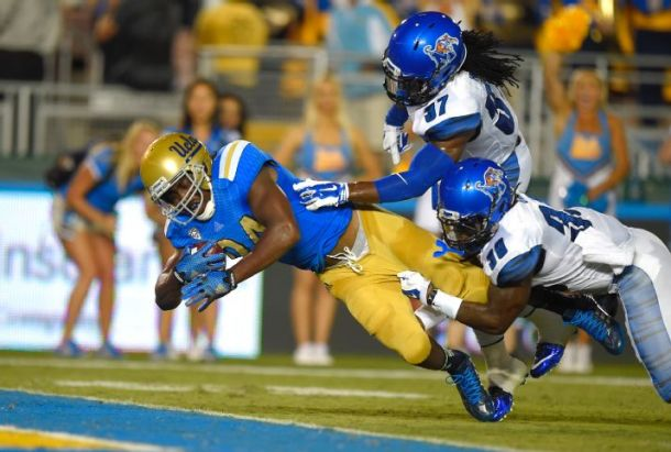UCLA Bruins Foil Upset Bid From Memphis Tigers