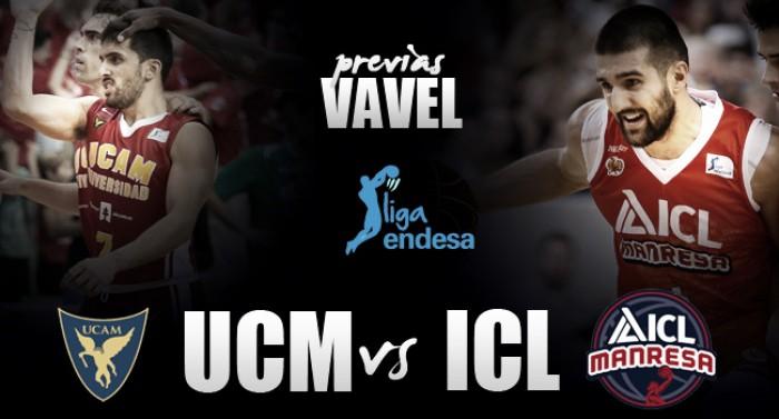UCAM Murcia - ICL Manresa: ganar, pero sobre todo jugar