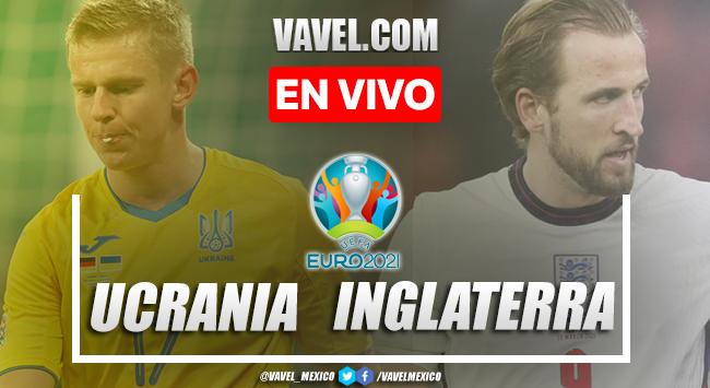 Goles y resumen del Inglaterra 4-0 Ucrania en Euro 2020