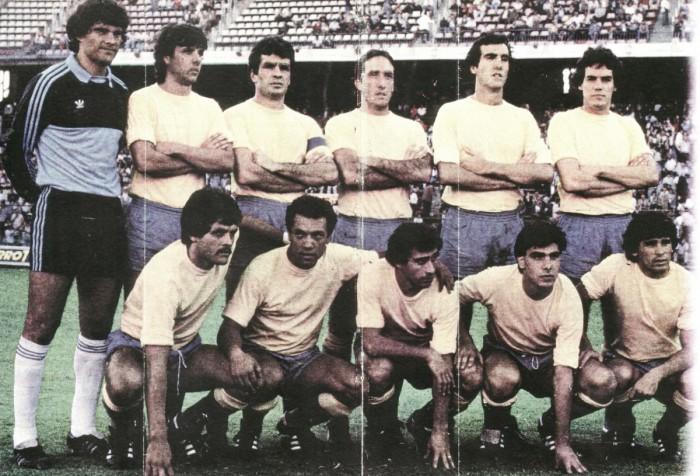 Fortunato tumbó al Madrid de Boskov en la temporada 1981/82