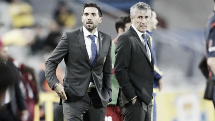UD Las Palmas – Atlético de Madrid: Puntuaciones de la UD Las Palmas, jornada 20 de la Liga BBVA