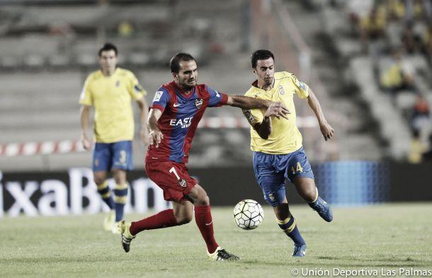 Las Palmas - Levante: puntuaciones de Las Palmas, jornada 2 de Liga BBVA