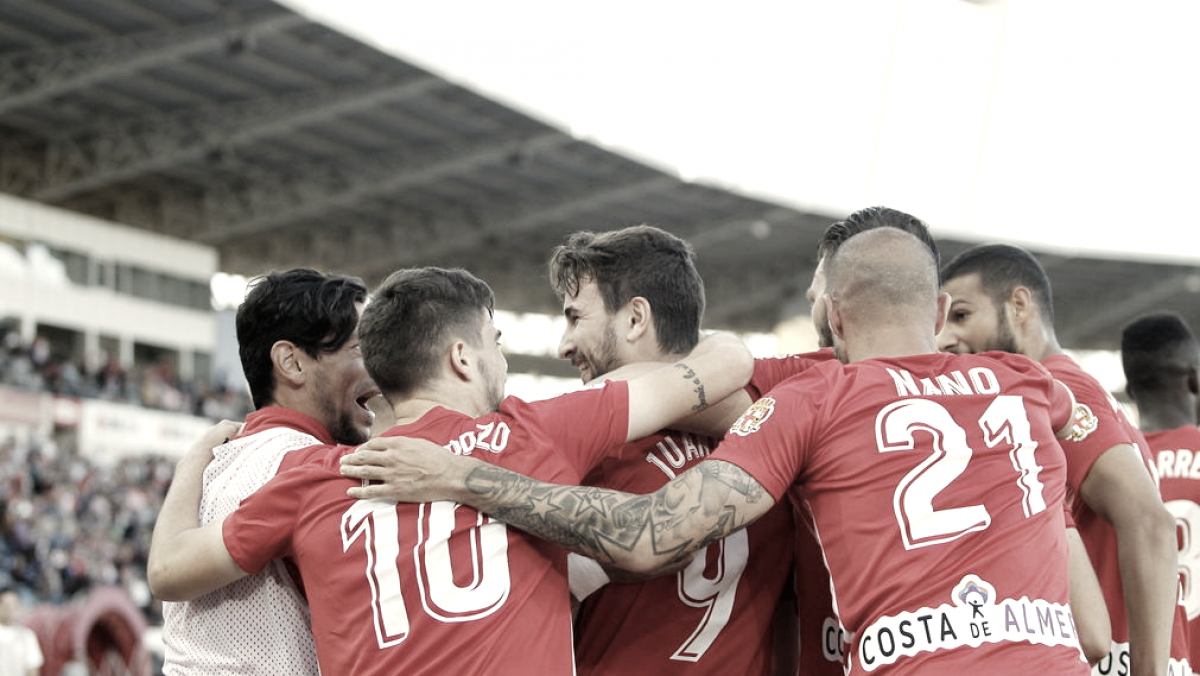 Resumen de la temporada 2017/2018: UD Almería, puntuaciones