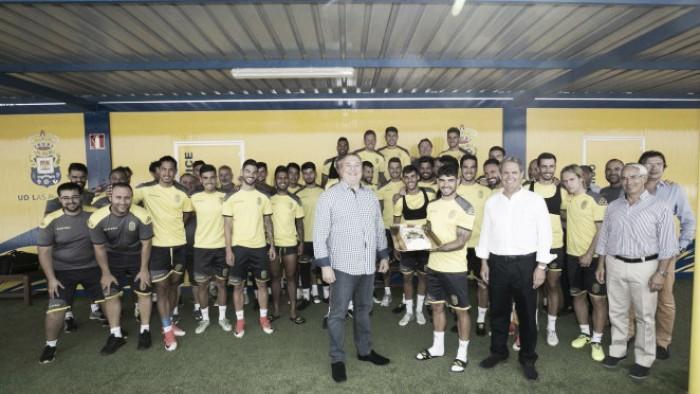68 años desde la fundación de la UD Las Palmas