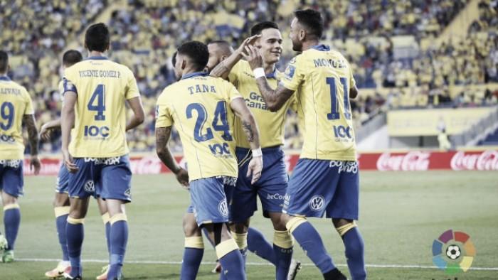 Los amarillos, intratables en el estadio de Gran Canaria