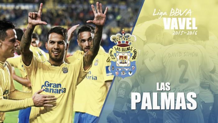 Resumen temporada UD Las Palmas 2015/16: con Setién llegó la calma