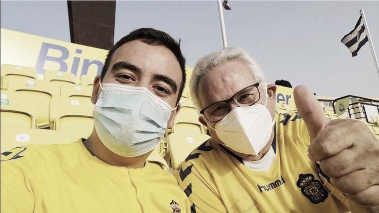 Exclusiva: torcedores do Las Palmas revelam carinho pelo Brasil e no sonho de retorno à La Liga