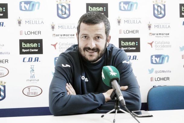 """Fernando Currás: """"Competiremos en Marbella con nuestras armas"""""""