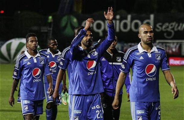 Millonarios salvó un punto ante Chicó