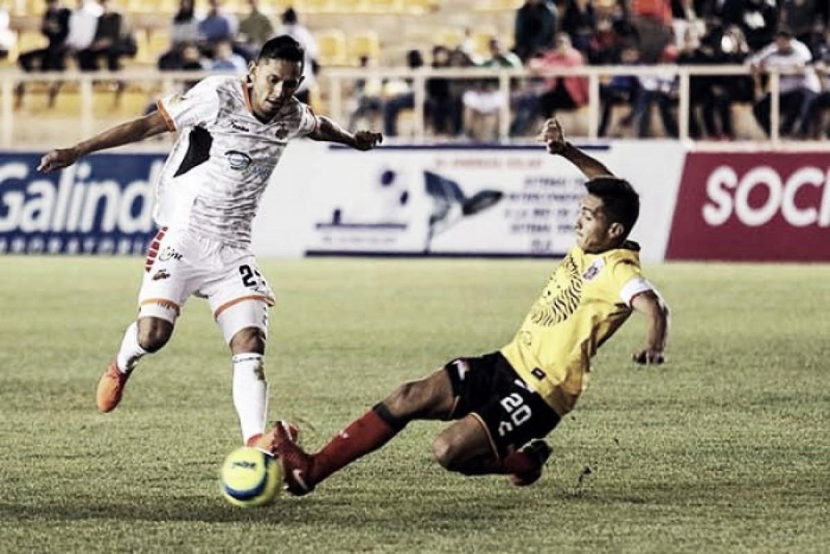 Leones Negros vs Alebrijes en vivo online en Ascenso MX 2018 (0-0)