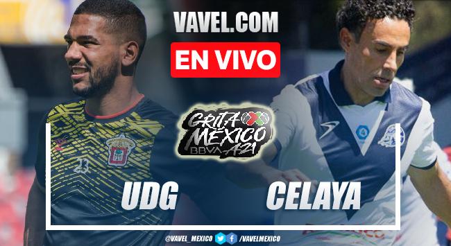 Goles y resumen del Leones Negros 1-2 Celaya en Liga Expansión MX 2021