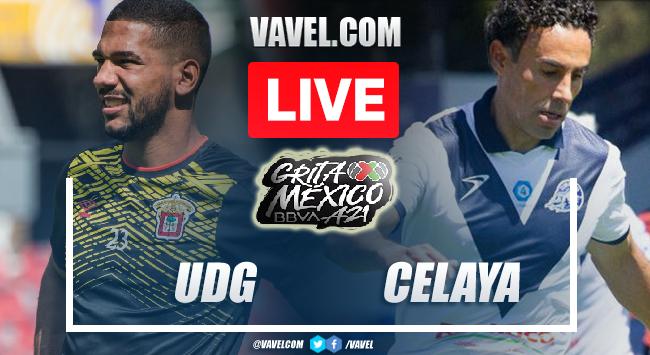 Goals and Highlights: Leones Negros 1-2 Celaya in Liga Expansión MX 2021
