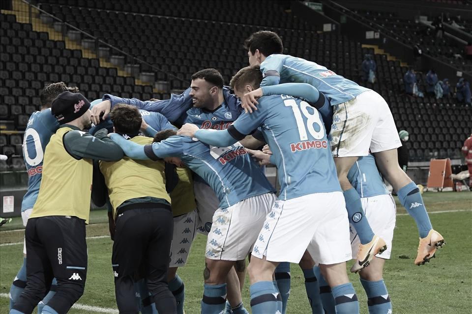 Bakayoko decide no fim, Napoli supera Udinese em jogo difícil e volta a vencer na Serie A