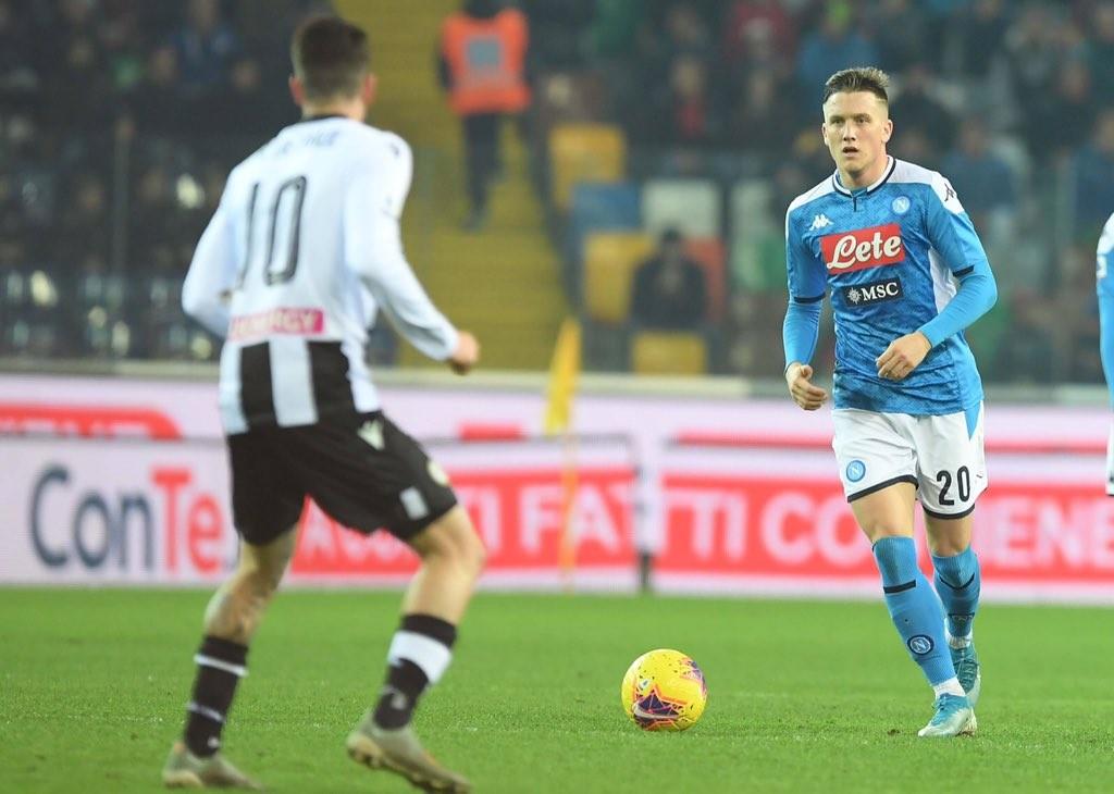 Serie A - Il Napoli limita i danni: con l'Udinese è 1-1 in rimonta