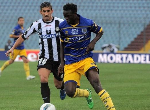 EuroUdinese, 3-1 al Parma