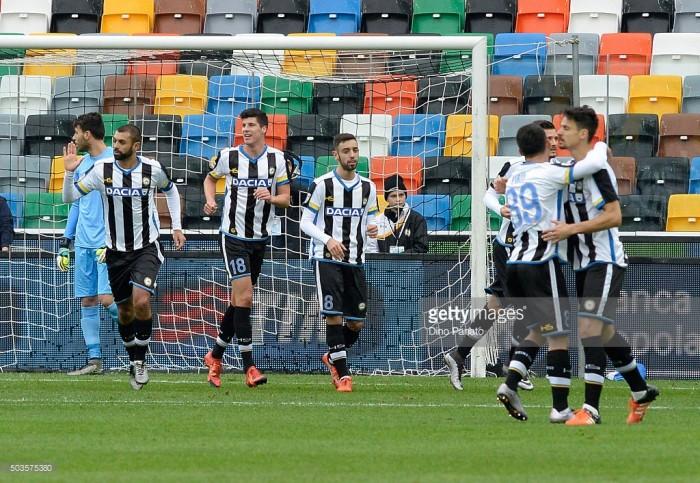 Udinese - La porta è da quella parte
