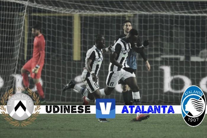 Udinese - Contro l'Atalanta l'Udinese vuole ritornare ai suoi livelli, dimenticando Bologna