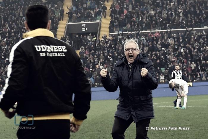 Udinese, Delneri avanti con ottimismo.