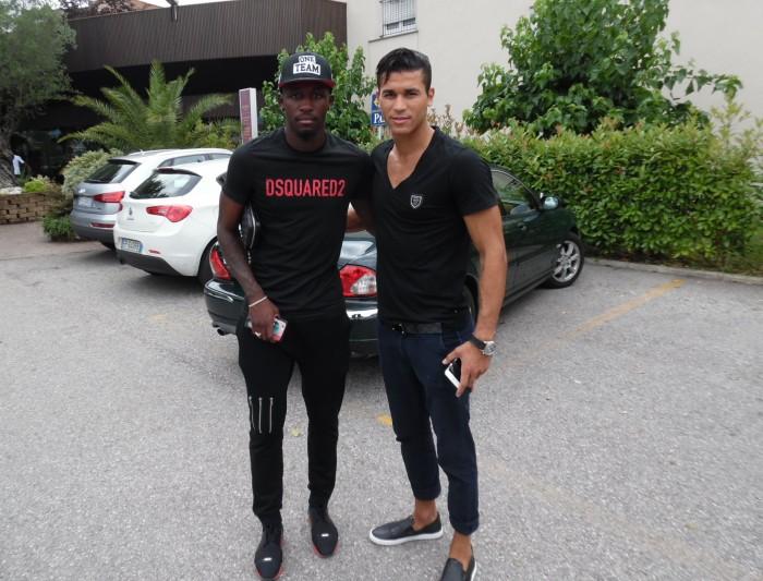 """Udinese - Fofana: """"L'Udinese mi ha voluto fortemente."""" Harbaoui:""""Voglio giocare il più possibile."""""""