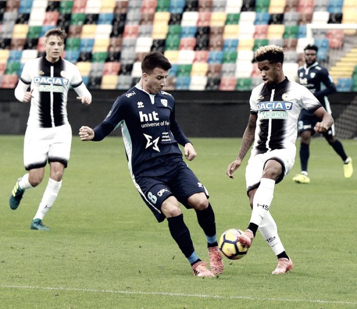 Udinese - Mentre continua la partita a scacchi con la Svizzera, i reduci battono il Gorica (4-1)