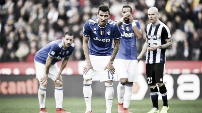 Udinese-Juve 1-1: Allegri e Bonucci nel post-partita