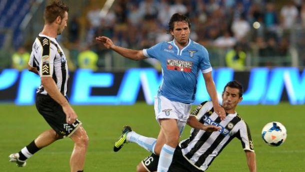 Diretta Udinese - Lazio in Serie A