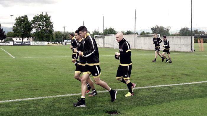 Udinese - Per Crotone c'è solo Angella in dubbio, intanto la squadra batte 4-1 il Montebelluna