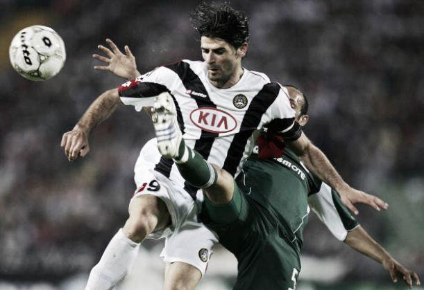 Udinese, ad Atene contro il Panathinaikos per la prima vittoria dell'estate