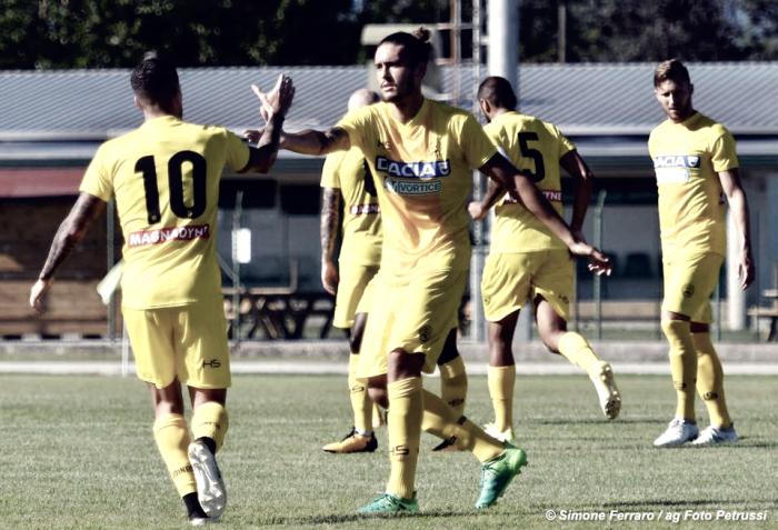 Udinese - Battuta la Rappresentativa FVG nel primo test, buona sgambata, ma anche errori
