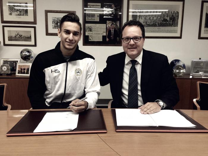 Udinese - UFFICIALE: Meret rinnova fino al 2022. Pronti anche i convocati per la trasferta di Huddersfield