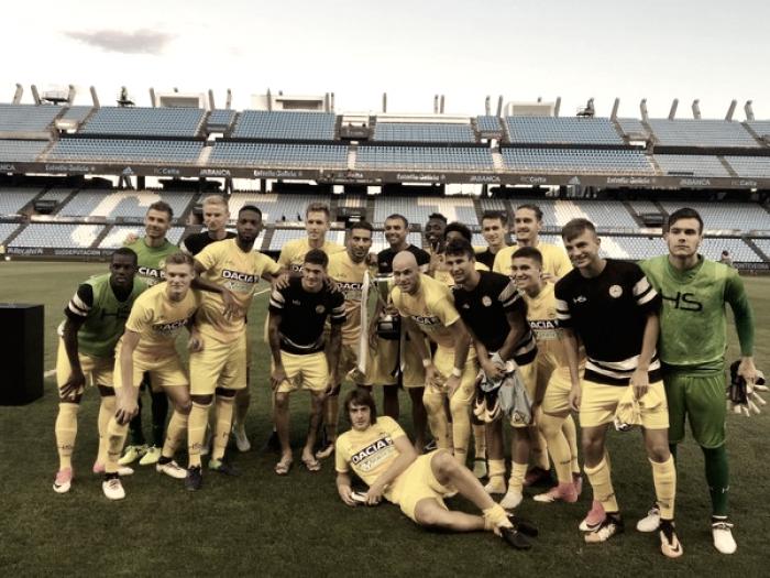 Udinese - Buona prestazione contro il Celta Vigo, ora testa alla Coppa Italia