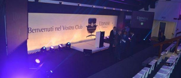 """Non solo calcio a """"casa Udinese"""", spazio anche alla cultura nei prepartita"""