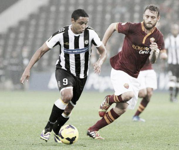 Risultato Udinese - Roma 2015 (0-1)