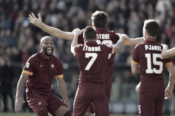 Udinese-Roma: quante polemiche, finisce 0-1