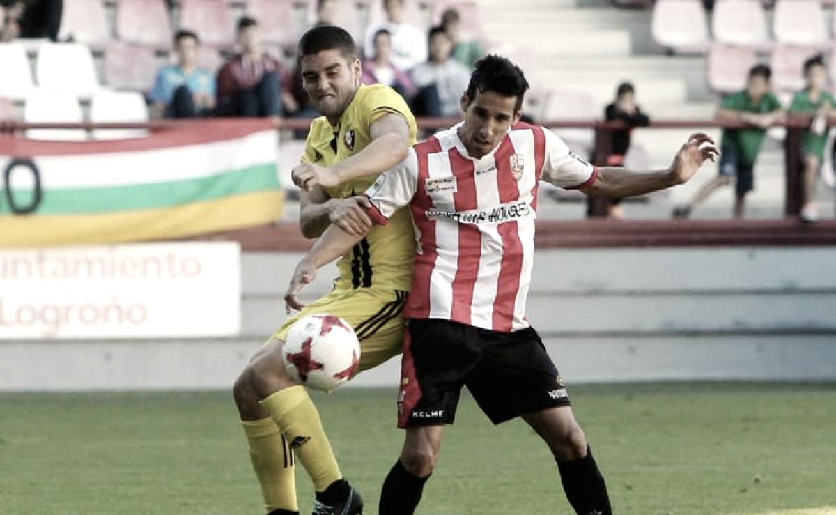 Osasuna Promesas - UD Logroñés: volver a ganar
