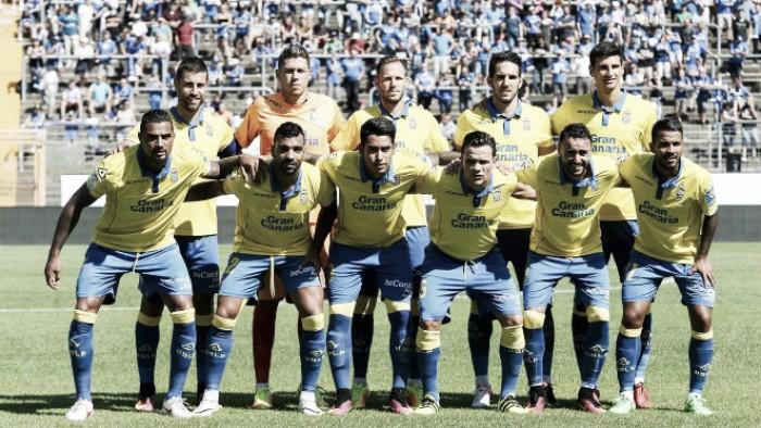 Los dorsales definitivos de la UD Las Palmas para latemporada 2016/2017