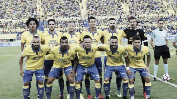 UD Las Palmas - Málaga CF: puntuaciones de Las Palmas, jornada 4 de La Liga