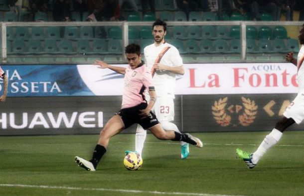 Palermo-Roma: finisce 1-1