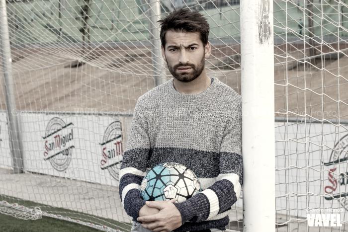 """Entrevista. Marcos Pérez: """"Todo el mundo quiere jugar en el Barça"""""""