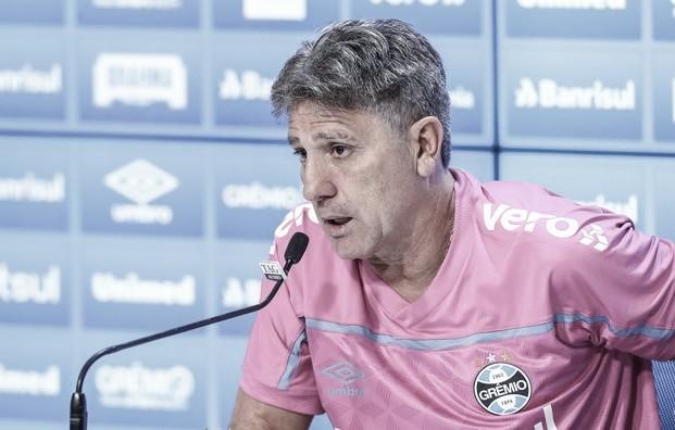 Renato Gaúcho acredita que Grêmio foi superior no Gre-Nal e lamenta penalidade