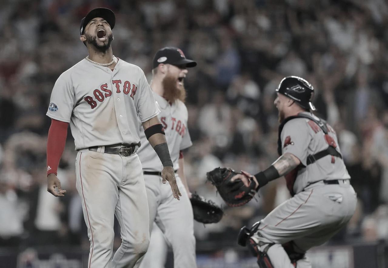 Boston Red Sox podría hacer historia